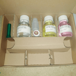 Kit d'etalonnage et d'hivernage pH4-pH7